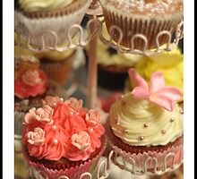 Something about Sugar Cupcakes by Danielle Knight