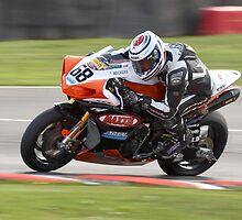David Johnson, British Superbikes by Ann-Marie Metcalfe