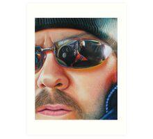 Roy Barry Art Print
