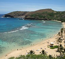 Hawaii: Hanauma Bay, Oahu by Kezzarama