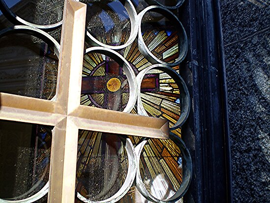 Stained Glass by Charlotta