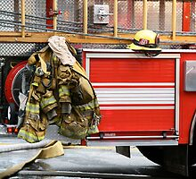 Hard Days Fighting Fires by Cathy Immordino