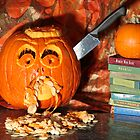 Pumpkin Murderer by Cathy Immordino