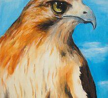 Falcon by Beka Judd