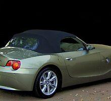 BMW Z4 by Tugela
