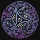 Celtic Spiral #1 by wu-wei