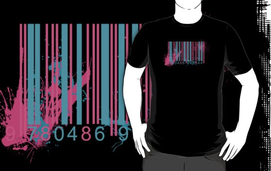 Barcode by Shannon Paskaruk