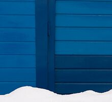 Blue & Snow by Walter Quirtmair