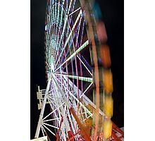 Blur. Photographic Print