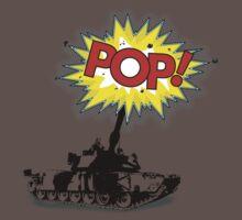 Pop Tank Kids Clothes