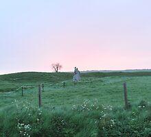 Avebury May 09 sunrise by Skeee