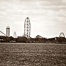 Cedar Point  by Rachel Counts