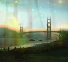 Golden Gate Bridge by J O'Neal