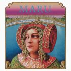 Maru Vintage Exotic Woman by Zehda