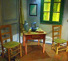 A Corner In Arles by coffeebean