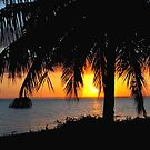 """PENINSULA"" SUNSET - MOZAMBIQUE - AFRICA by Magaret Meintjes"