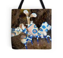 Harlequin March Tote Bag