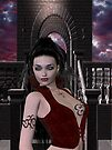 Dark Lady, A Vampire by LoneAngel