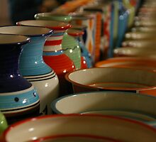 Harry Pottery by David McMahon