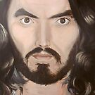 Russell Brand by Carole Russell