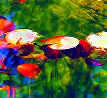 Lily Pads by photogirl1