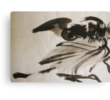 Ming's Dragon Canvas Print