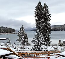 Maligne Lake by paolo1955