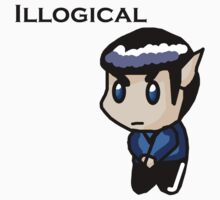 Illogical, Captain  by Kimberly Temple