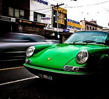 Chapel Street Porsche by Nicholas O'Donnell