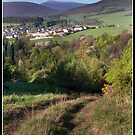 Views over Dufftown by Shaun Whiteman
