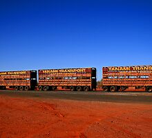 Tanami Transport by Heath Raymond