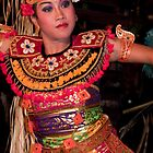 Balinese Dancer 6 by Werner Padarin