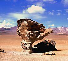 The Stone Tree by Tamara Travers