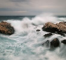 ocean force by Hogne