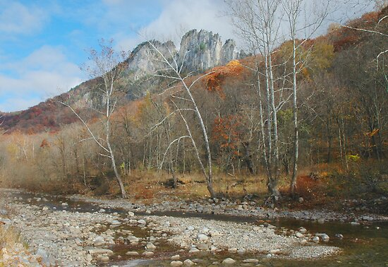 Seneca Rocks by Daniel Green