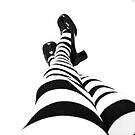 The shoes and stripes by Andrew Coogan