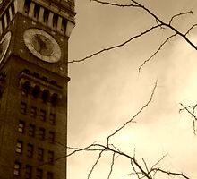 Tick Tock by Kara Salame