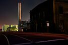 Mare Island's Old Power Plant by MattGranz