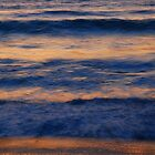 Sunrise Waves by LizzieMorrison