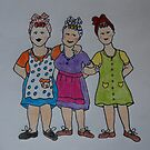 working girls by linsads