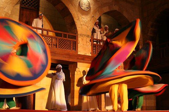 Whirling Dervishes by Deirdreb