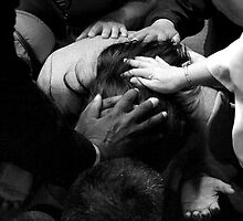 Laying On Of Hands by Chet  King