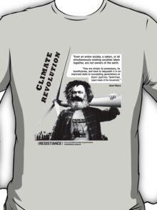 Climate revolution T-Shirt