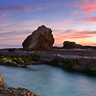 Currumbin Sunrise 2 by Walter Colaiaco