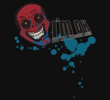 I'm ok... You're a Homicidal Maniac - Demon T-Shirt by trossi