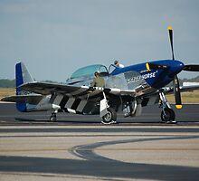 P-51 by Jeff Ore