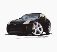 Nissan 350Z Black by Richard Yeomans