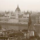 Misty city by zumi