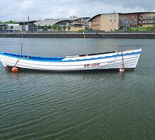 English Coble by Peter Reid