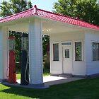 Red Oak Gas Pumps by RainWolf